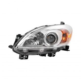 2012 mazda 5 custom projector headlights. Black Bedroom Furniture Sets. Home Design Ideas