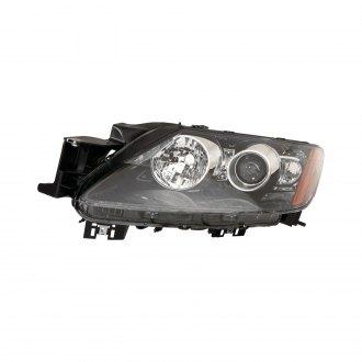 2012 mazda cx 7 custom factory headlights. Black Bedroom Furniture Sets. Home Design Ideas