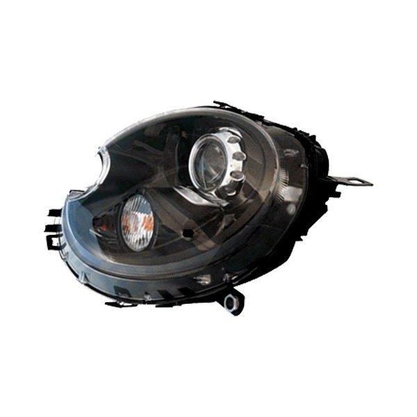 Service Manual 2009 Mini Clubman Headlight Bulb Replacement 2009 Mini Clubman Headlight Bulb