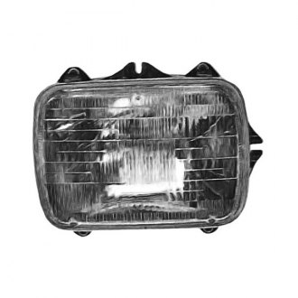 Replace® - Driver or Passenger Side Replacement Headlight