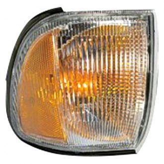 Replace® - Passenger Side Replacement Parking Light Lens and Housing