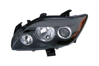 Replace® SC2518104V - Driver Side Replacement Headlight Lens Housing