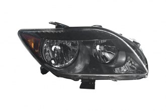Replace® SC2519103 - Passenger Side Replacement Headlight Lens Housing