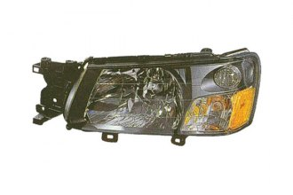Replace® SU2503111V - Passenger Side Replacement Headlight