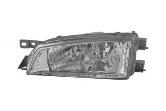 Replace® SU2503117 - Passenger Side Replacement Headlight