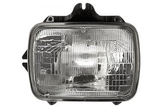 Replace® TO2500112 - Driver Side Replacement Headlight