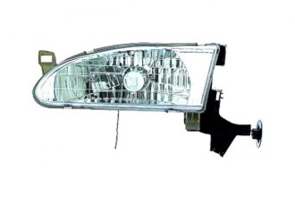 Replace® TO2502121C - Driver Side Replacement Headlight