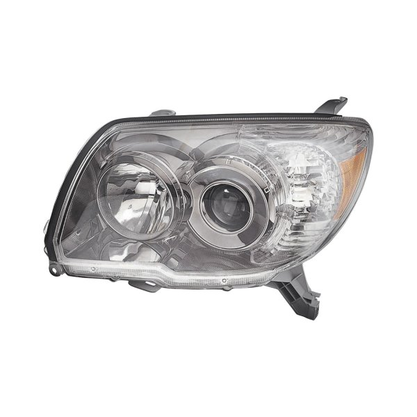 replace toyota 4runner sport 2006 2009 replacement headlight lens and housing. Black Bedroom Furniture Sets. Home Design Ideas
