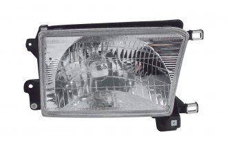 Replace® TO2503128 - Passenger Side Replacement Headlight
