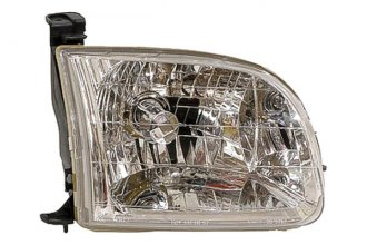 Replace® TO2503129V - Passenger Side Replacement Headlight
