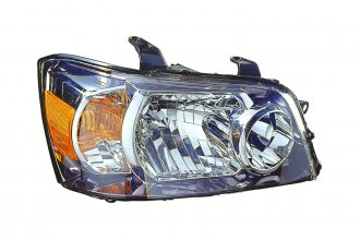 Replace® TO2503151 - Passenger Side Replacement Headlight