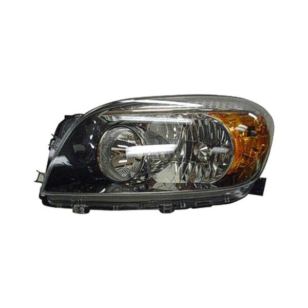 replace toyota rav4 2006 2008 replacement headlight lens and housing. Black Bedroom Furniture Sets. Home Design Ideas