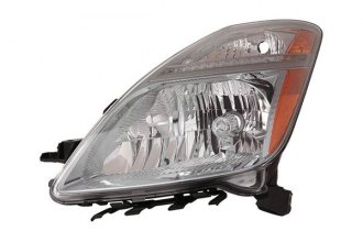 Replace® TO2518110 - Driver Side Replacement Headlight