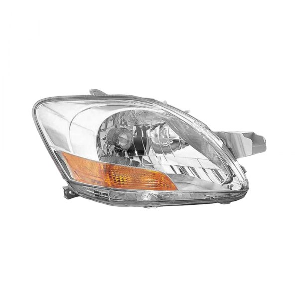 Replace® - Passenger Side Replacement Headlight Lens and Housing
