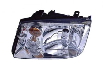 Replace® VW2502124V - Driver Side Replacement Headlight