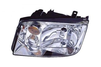 Replace® VW2502125V - Driver Side Replacement Headlight