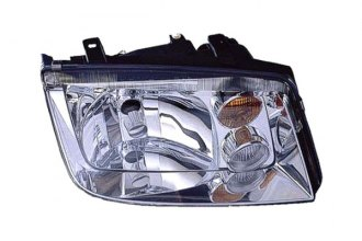 Replace® VW2503124V - Passenger Side Replacement Headlight