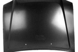 Replace® NI1230158PP - Hood Panel