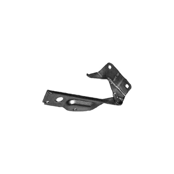 Replace® - Passenger Side Hood Hinge