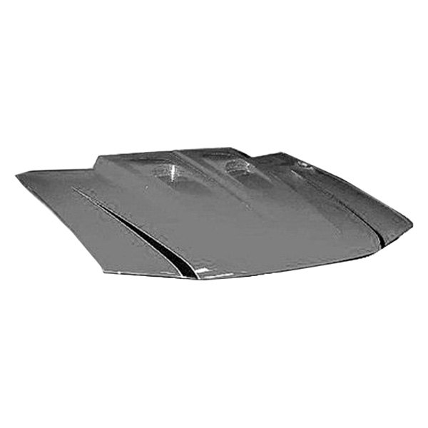 Replace® - Dual Cowl Hood Panel