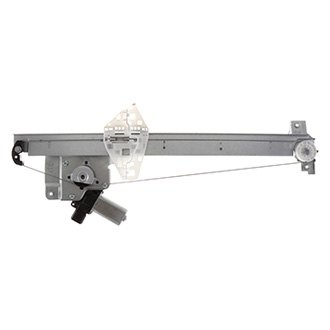 Replace® - Front Power Window Regulator and Motor Assembly