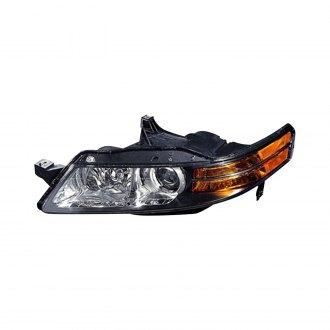 Acura TL Custom Factory Headlights CARiDcom - 2006 acura tl headlights
