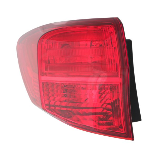 Driver Side Outer Replacement Tail Light