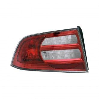 Acura TL Custom Factory Tail Lights At CARiDcom - 2005 acura tl tail lights
