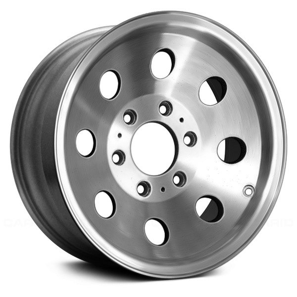 "Replace® - 15"" Remanufactured 8 Holes As Cast Machined Factory Alloy Wheel"