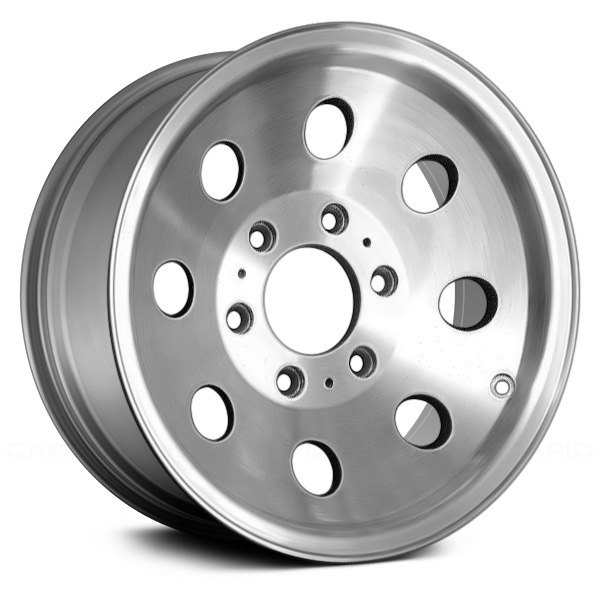 "Replace® - 15"" Remanufactured 8 Holes Argent Factory Alloy Wheel"