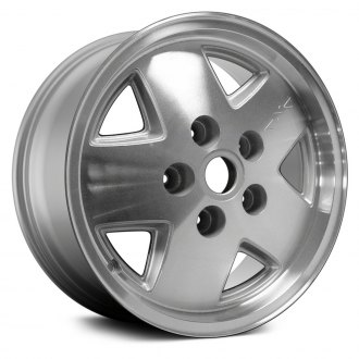 Replace 15x7 5 Slot Alloy Factory Wheel Remanufactured