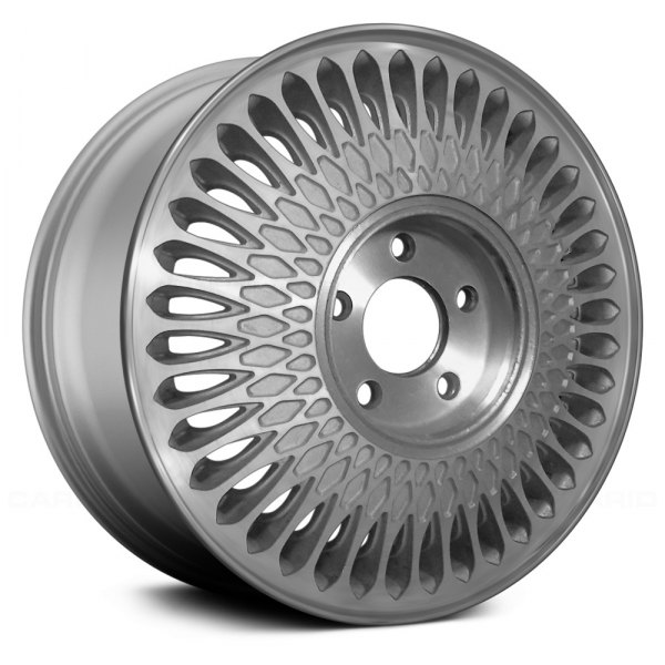 "Replace® - 15"" Remanufactured Lace Design Argent Factory Alloy Wheel"