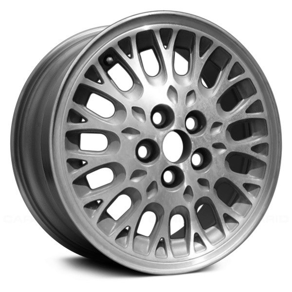 "Replace® - 15"" Remanufactured 30 Slots Argent Factory Alloy Wheel"