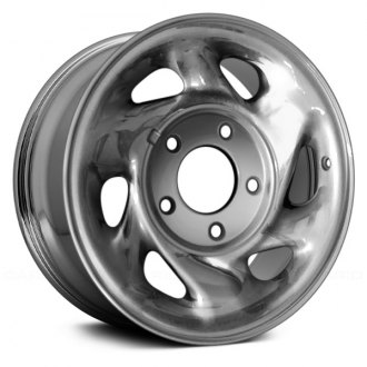 "Replace® - 15"" Remanufactured 6 Slots Factory Alloy Wheel"