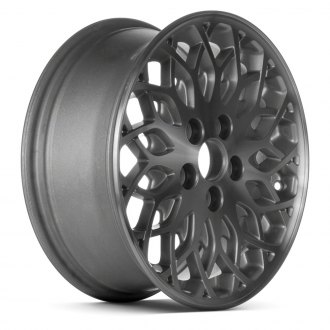 "Replace® - 16"" Remanufactured Web Design Silver Factory Alloy Wheel"
