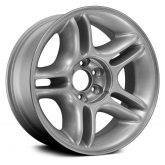 "Replace® - 17"" Remanufactured 5 Double Spokes Factory Alloy Wheel"