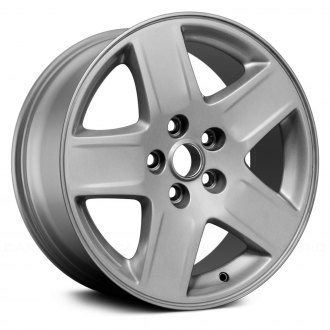 2006 dodge charger replacement factory wheels rims carid Hemi Coronet replace 17x7 5 spoke alloy factory wheel remanufactured