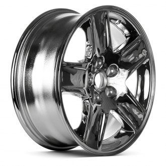 Replace® - 17x7 5-Spoke Alloy Factory Wheel (Remanufactured)