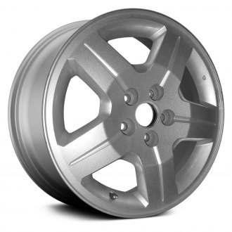 "Replace® - 17"" 5 Spokes Factory Alloy Wheel"