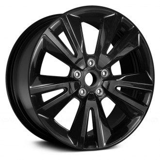 Dodge Durango Lug Pattern >> 2012 Dodge Durango Replacement Factory Wheels Rims Carid Com