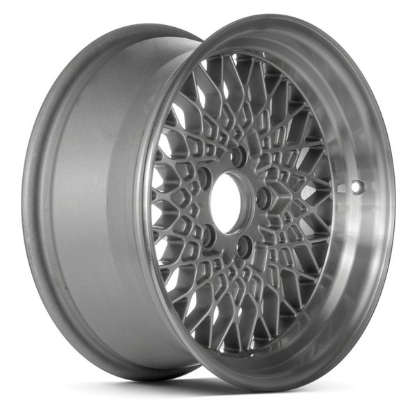 "Replace® - 16"" Remanufactured Lace Design Medium Silver Sparkle Factory Alloy Wheel"