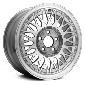 "Replace® - 15"" Remanufactured Diamond Design Sparkle Silver Factory Alloy Wheel"
