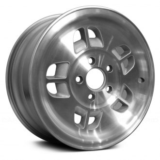 "Replace® - 15"" Remanufactured 10 Holes Silver Factory Alloy Wheel"