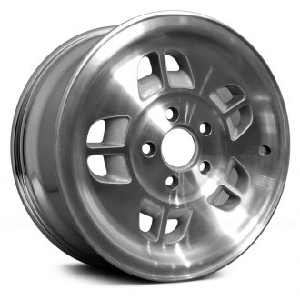 "Replace® - 15"" Remanufactured 10 Holes Chrome Factory Alloy Wheel"