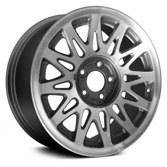 Lincoln Town Car Replacement Factory Wheels Rims Carid Com