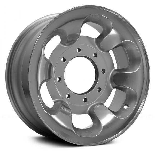 "Replace® - 16"" Remanufactured 6 Holes Machined and Silver Factory Alloy Wheel"