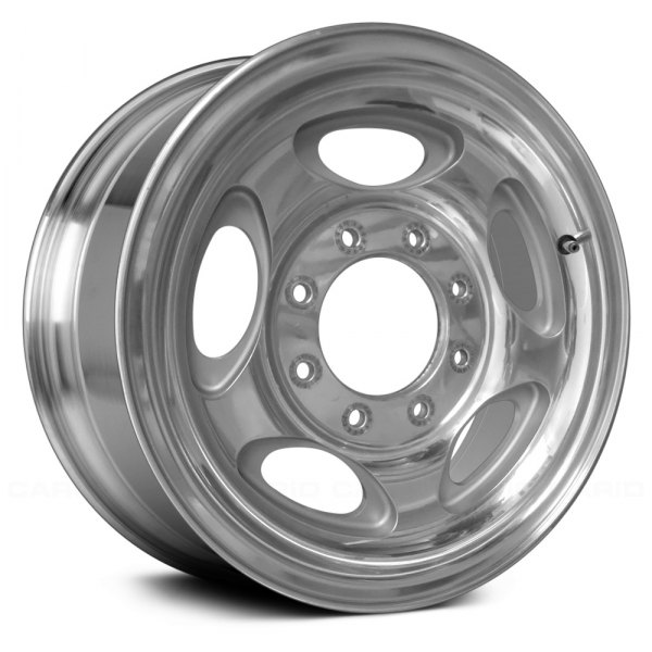 "Replace® - 16"" Remanufactured 5 Holes Bright Polished Factory Alloy Wheel"