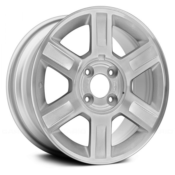"Replace® - 16"" Remanufactured 6 Spokes Silver Factory Alloy Wheel"