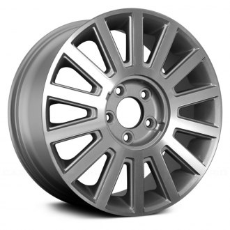 "Replace® - 17"" Remanufactured 14 Spokes Factory Alloy Wheel"