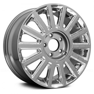 2003 Lincoln Town Car Replacement Factory Wheels Rims Carid Com